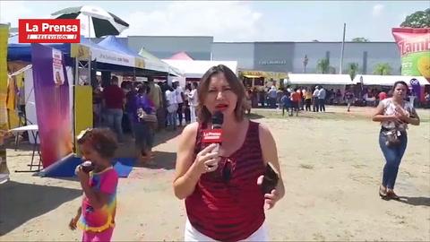 Inicia celebración Día Nacional de la Baleada en San Pedro Sula. ¡Baleadas gratis en Expocentro!.