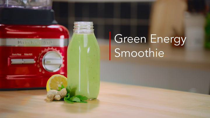 Preview image of Kitchenaid Power Plus Blender Green Smoothie video