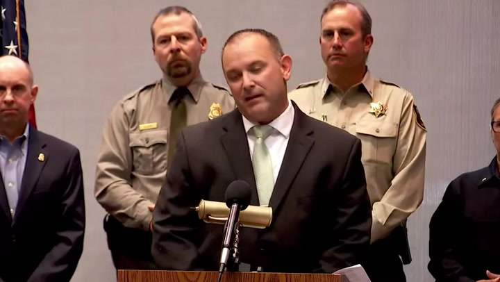 FBI say they believe body found in Wyoming national park is Gabby Petito