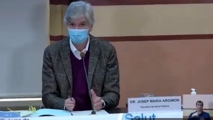 Catalunya agota las existencias de vacunas a la espera de más dosis