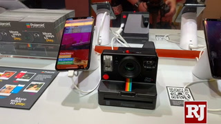 Polaroid One Step Plus camera unveiled at CES 2019