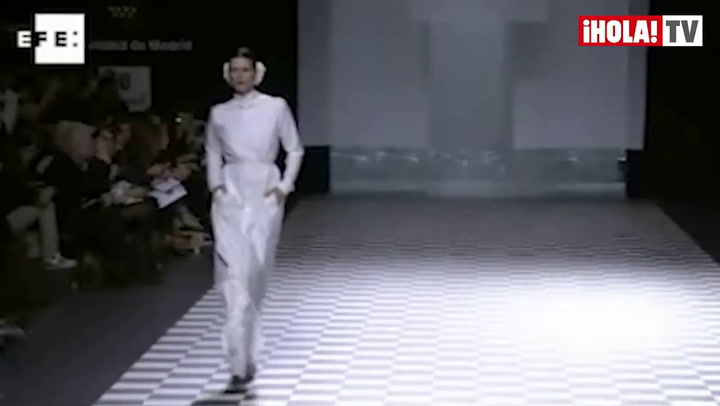 Fashion Week Madrid Otoño-Invierno 2013-14: Davidelfin