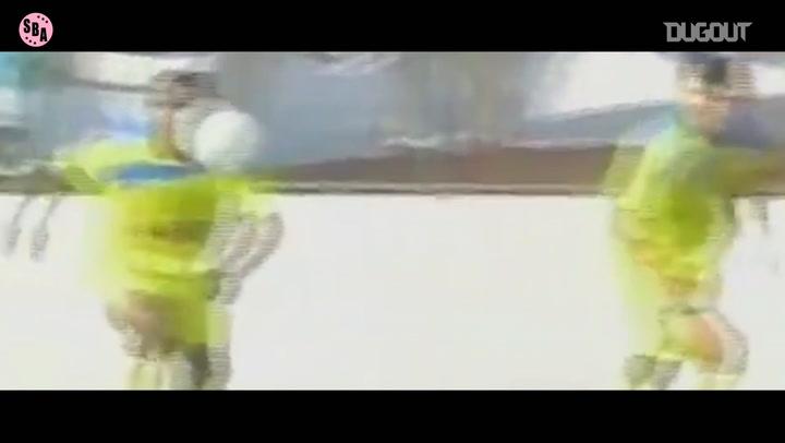 Lo mejor de Kukín Flores con Sport Boys