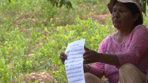 Sinfónica juvenil boliviana, un templo para labrarse un futuro