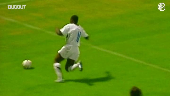 Lo Mejor de Obafemi Martins con el Inter
