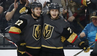 Golden Knights Outshine Stars 4-2