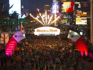 2018 Rock 'n' Roll Las Vegas Marathon