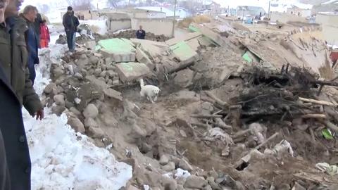 Sismo con epicentro en Irán deja al menos nueve muertos en Turquía