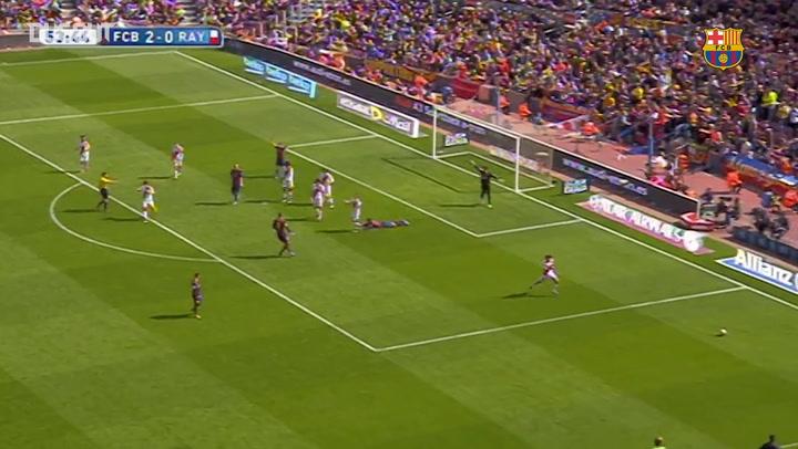 Hat-Trick Heroes: Leo Messi Helps Barça Go Top Of LaLiga