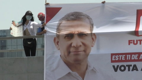 Peruanos se muestran indiferentes a la campaña electoral rumbo a las presidenciales