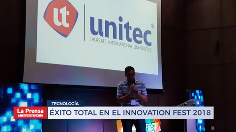 Lo último en tecnología en el Innovation Fest 2018