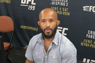 UFC champ Johnson talks weight-cutting policy and his ninth title defense