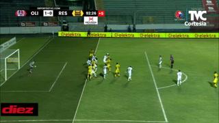 ¿Estaba o no adelantado? El polémico gol anulado a Devron García ante Olimpia en el Nacional