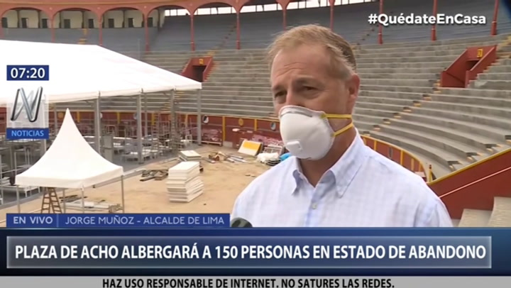 """Muñoz exhorta a alcaldes a actuar con """"transparencia y celeridad"""" durante emergencia"""