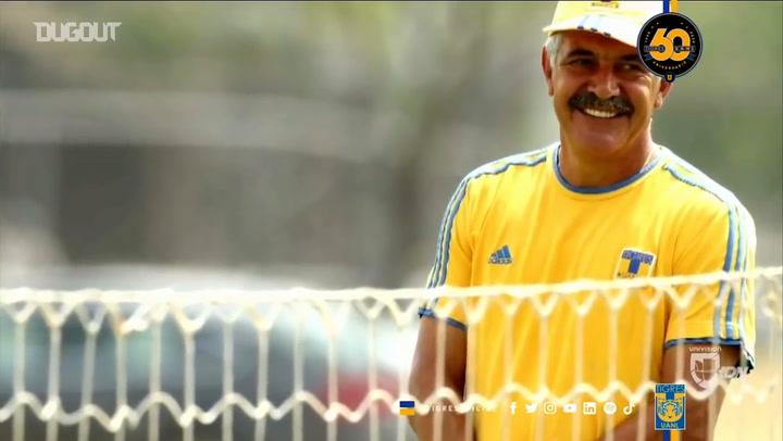 Ricardo Ferretti's best Tigres moments
