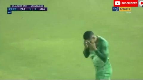 Platense 5-3 Marathón (Liga Salvavida)
