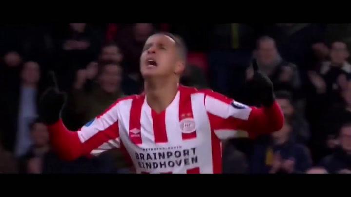 Así juega Mohammed Ihattaren, la perla del PSV