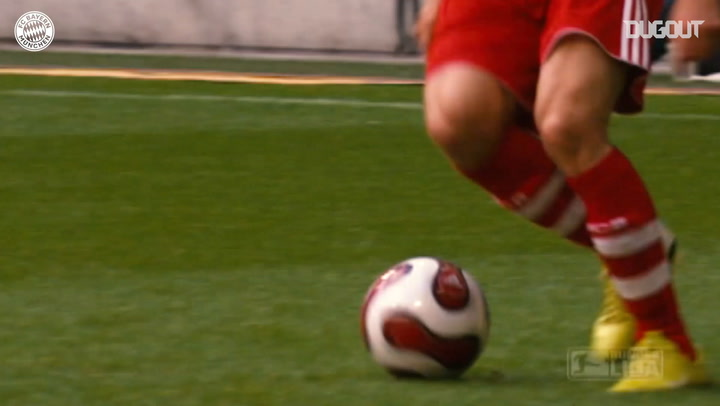 Franck Ribéry's Top 10 FC Bayern Goals