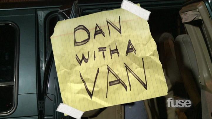 Dan In A Van with !!!: Hoppus On Music