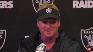 Vegas Nation: Gruden Recaps Loss to LA Chargers