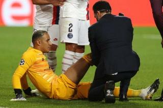 La decisión que tomó PSG tras la lesión de Keylor Navas en la Champions League: