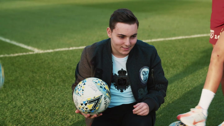 World's Youngest Football Boss 106