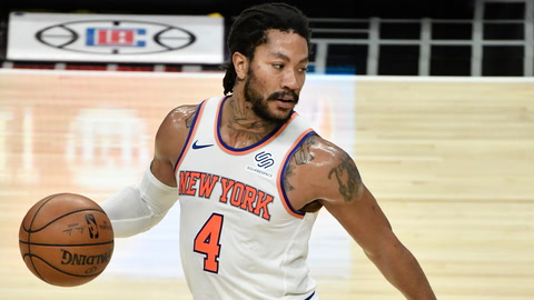 Begley: Derrick Rose acquisition is why Knicks are in playoff position today