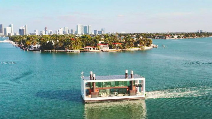 This Insane Florida Yacht House Is the Ultimate in Waterfront Living