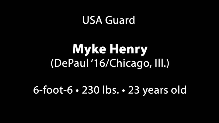 Myke Henry