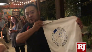 David Chang to sell Tasty Patties at Palazzo in Las Vegas – VIDEO