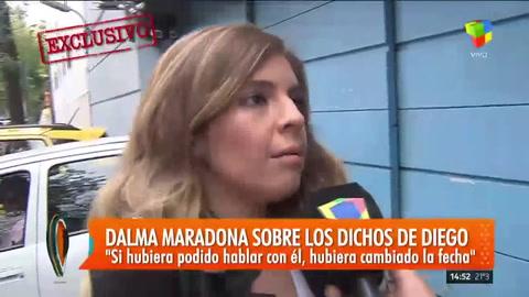 En Intrusos hablamos con Dalma Maradona