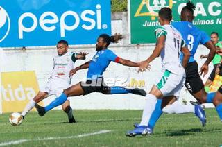 Honduras Progreso le gana en el último suspiro a Platense en el Excélsior