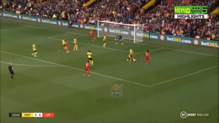 Escandalosa paliza del Liverpool en la liga inglesa, Roberto Firmino gran figura