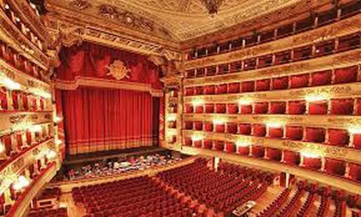 Así es el teatro de La Scala, escenario de la entrega de los premios 'The Best' de la FIFA
