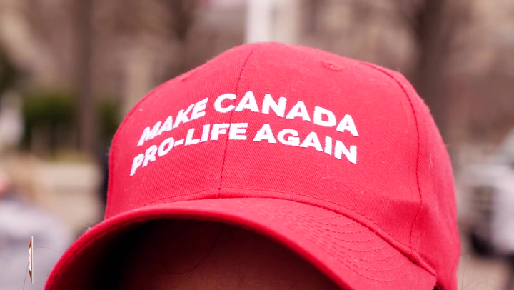 Pro-Life Canadians Apologize to Americans for Justin Trudeau