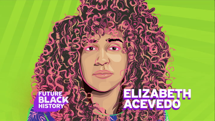 Future Black History Honors Elizabeth Acevedo!