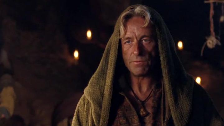 'Merlin' Profile: Druid