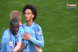 Manchester City hace pedazos al Burnley y sigue líder en la Premier League