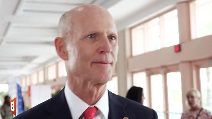 Rick Scott On Biden's