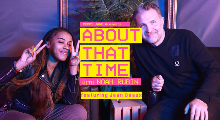 """Jean Deaux Talks Famous Friends and Fatherly Influence on """"About That Time"""""""