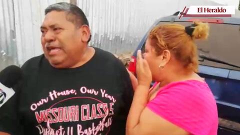 Asesinan a conductor de cisterna de agua en la colonia Reynel Fúnez