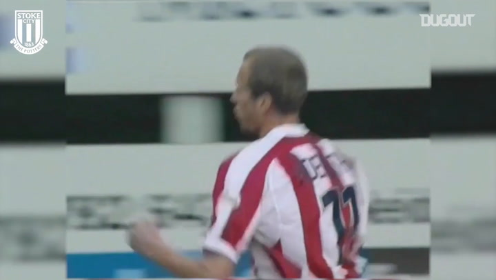 Stoke City's greatest goals vs Reading