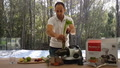Thumbail image of Juicing With The Kuvings Masticating Juicer video