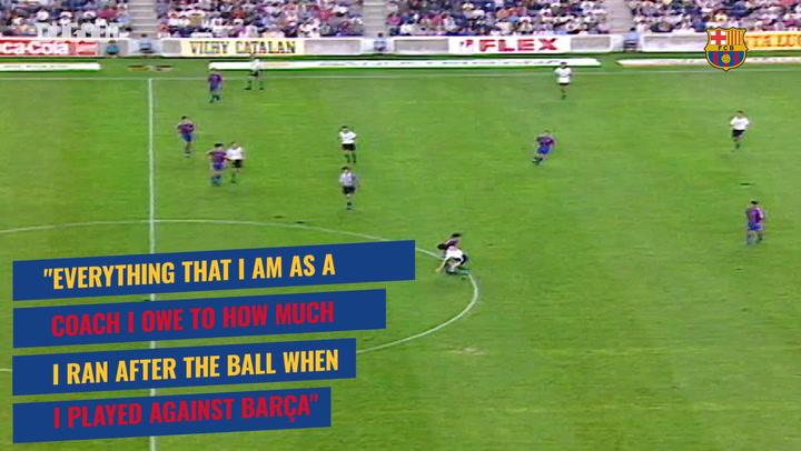 The story behind Quique Setién's footballing philosophy