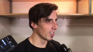 Golden Knights goaltender Marc-Andre Fleury makes debut