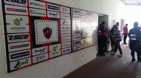 El Chaqueño Herrera respondió bien y será titular ante Patronato