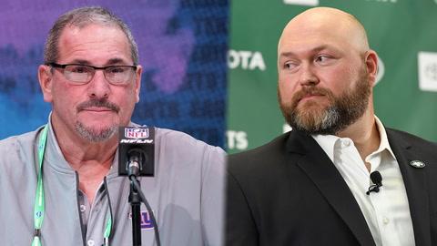 Has Jets GM Joe Douglas or Giants GM Dave Gettleman had a better offseason so far?