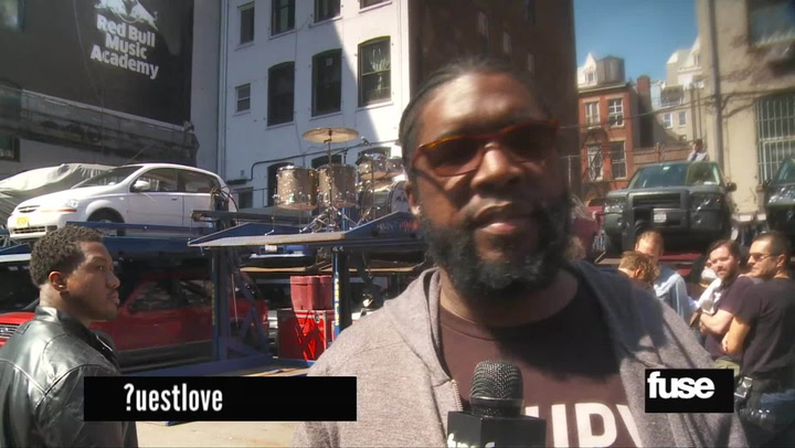 """Interviews: Questlove Talks Red Bull Music Academy and Living in """"Post-VCR"""" World"""