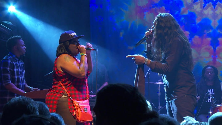 Big Freedia and Ms Tee Perform Good Times Live at Republic New Orleans