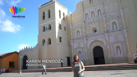 RUTA 504 Comayagua, ciudad de museos e iglesias que cuentan la historia de nuestro pasado